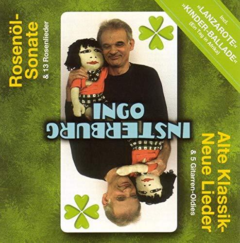 Preisvergleich Produktbild Rosenöl-Sonate / Alte Klassik-Neue Lieder