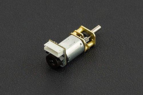 dfrobot-micro-dc-geared-motor-w-encoder-6v-155rpm-1001