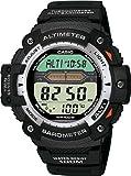 Casio Collection Reloj digital para hombres Altrímetro, Barómetro, Termómetro