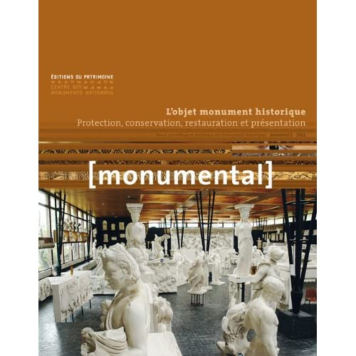 Monumental 2011-1 - L'objet monument historique