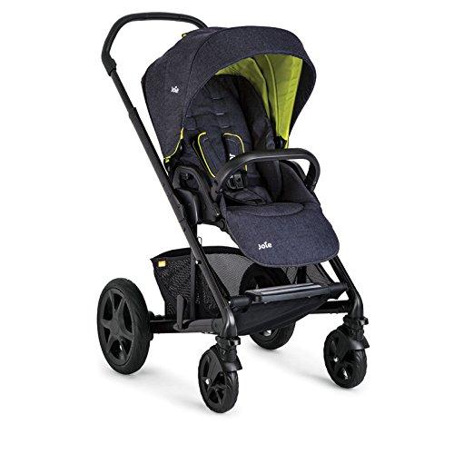 Joie Chrome DLX Kinderwagen, Farbvariante:Denim Zest