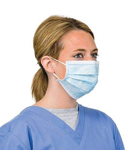 10Einweg Chirurgischer Cechya Face Salon Staub Reinigung Grippe Medical Maske CE Mark