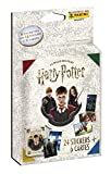 Panini France SA-LA Magie des Films Harry Potter-6 Pochettes, 2532-038