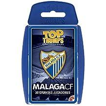 Top Málaga Trumps Force Español CF Eleven waTq0a