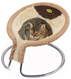 Cleo Pet Limited Deluxe Cat Napper Faux Sheepskin Sling Cover