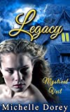 Legacy (New Adult Paranormal Suspense) (The Mystical Veil Book 1)
