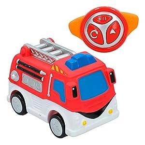 Motor Town - Coche de bomberos RC blandito de (43864)