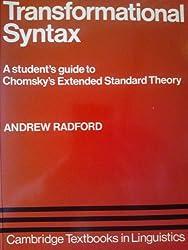 Transformational Syntax