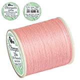 1 Stück Spule a. 200m Obergarn, Baumwoll - Nähfaden, rosa, Ne 50/3, für die Nähmaschine Nähgarn Garn, 2963