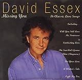 Songtexte von David Essex - Missing You