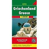 Freytag Berndt Autokarten, Griechenland - Maßstab 1:500.000