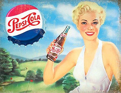 pepsi-cola-blond-lady-cartel-de-chapa-placa-metal-estable-plano-nuevo-40x30cm-vs4824-1