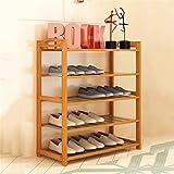 Shoe cabinet/Shoe rack Europäische Moderne Einfache, mehrstöckige Schuhmontage Schuhgestell (Länge 70cm * Breite 25cm * Höhe 87cm)