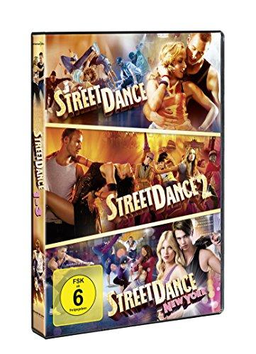 StreetDance Box [3 DVDs]