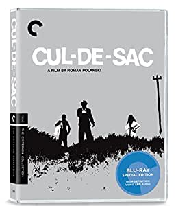Cul-De-Sac [The Criterion Collection] [Blu-ray] [1966] [Region B]