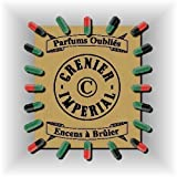 Sätze Weihrauch Staub zu Verbrennen des GRENIER IMPERIAL Encens Incense Perfumes (Optionen auswählen von 10 bis 100 Pflanzliche Kapseln) FRANCE (Lieferung gegen Unterschrift)