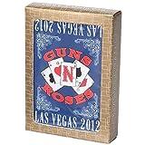 Guns N' Roses - Las Vegas 2012 Playing Cards