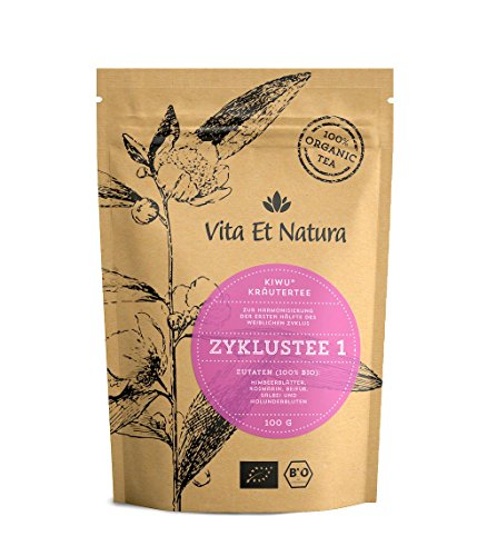 Vita Et Natura® BIO Zyklustee 1 - 100 g loser KIWU Kinderwunschtee