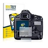 BROTECT Pellicola Vetro Compatibile con Canon EOS 1D Mark IV - Vetro Prottetivo, Flessibile 9H, AirGlass