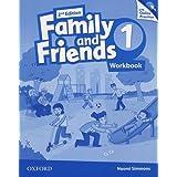 Family and friends. Workbook-Online practice. Con espansione online. Per la Scuola elementare: 1