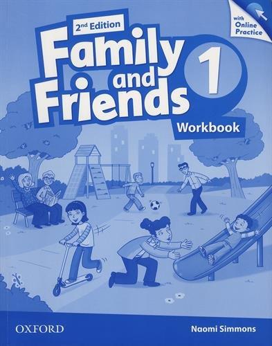 Family and friends. Workbook-Online practice. Per la Scuola elementare. Con espansione online: 1