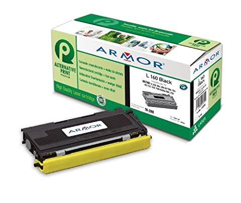 Armor K12170 Cartouche compatible pour Imprimante laser Brother HL 2030/ 2040/ 2070 DCP 7010/ 7025 MFC 7225/ 7420/ 7820 Fax 2820/ 2825/ 2920 Noir