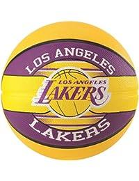 Spalding NBA Replica la Los Angeles Lakers Team Pallone da Basket 12981455ca62