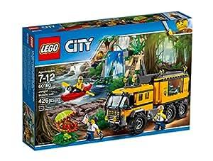 LEGO - 60160 - City Jungle Explorers - Laboratorio mobile nella giungla