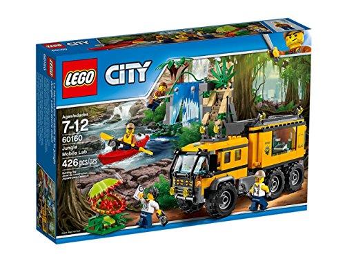 Preisvergleich Produktbild LEGO City 60160 - Mobiles Dschungel-Labor