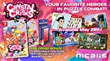 Crystal Crisis Launch Edition Nintendo Switch