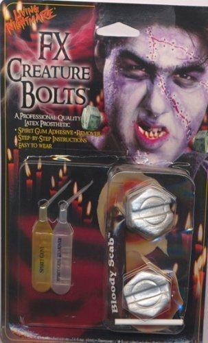 Frankenstein Schrauben Make Up (Kits Up Horror Make)