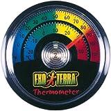 Exoterra Thermomètre à Aiguille pour Reptiles et Amphibiens