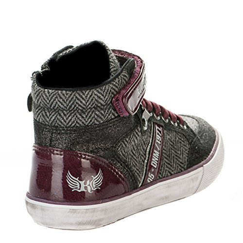 Kaporal ,  Sneaker ragazza Nero