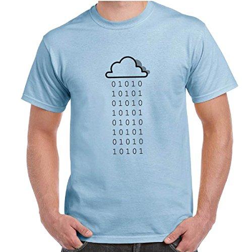 t-shirt-uomo-maglietta-maniche-corte-nerd-con-stampa-divertente-bit-cloud-colore-celeste-taglia-l