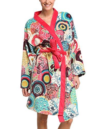 Desigual Albornoz Japanese Rojo L