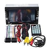 """Die besten Accessory Power Two Way Radios - RK-6048B 7"""" LCD-Auto-MP5 AM FM Radio DVD-Player unterstützt Bewertungen"""