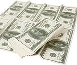 GreatGadgets 1541 Servietten US Dollar (1 Packung = 10 Servietten)