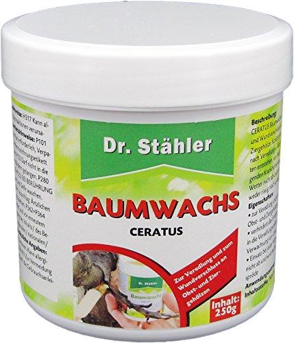 Dr. Stähler Ceratus Baumwachs 250g