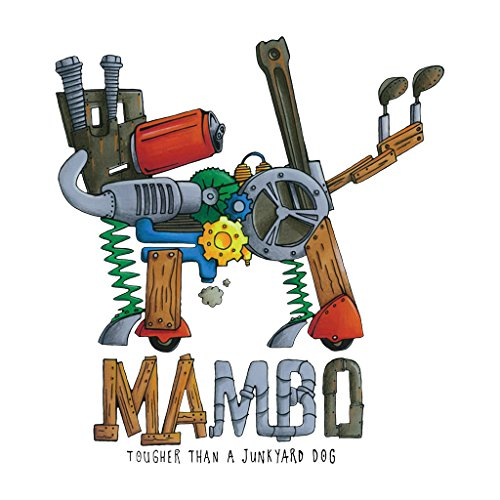 Mambo Junk Yard Dog Women's T-Shirt White