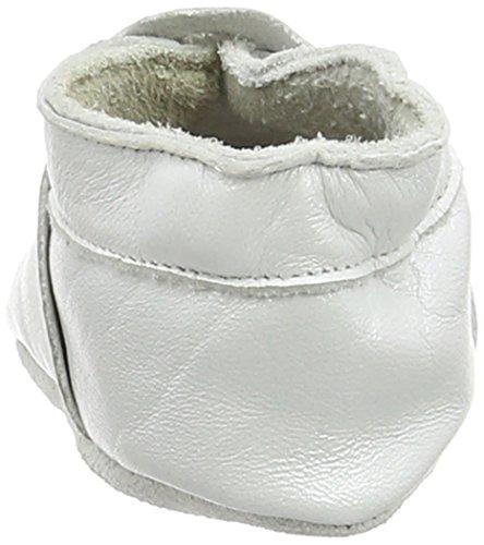 Care Unisex Baby Schuhe Weiß (Natural white 109)