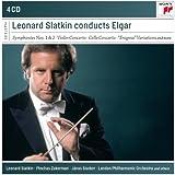 Léonard Slatkin Conducts Elgar