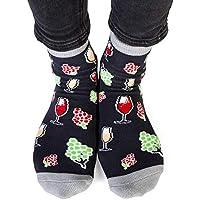 LatestBuy Feet Speak Socks - Wine preisvergleich bei billige-tabletten.eu