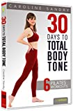 Pilates: 30 Days to Total Body Tone is a follow-up to the best-selling Pilates: 30 Days to Flat Abs. After many requests Caroline Sandry created 30 Days to Total Body Tone to target the whole body in one month to get you in tip-top shape in no time! ...