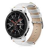 FINTIE Bracelet pour Galaxy Watch 46mm/ Gear S3 Frontier/Gear S3 Classic/Huawei Watch...