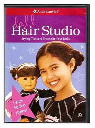 American Girl | doll Hair Studio | Styling Tips and Tricks for Your Dolls (American Videos Girl Doll)