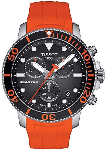 Tissot Taucherarmbanduhr Seastar 1000 Quarz T120.417.17.051.01