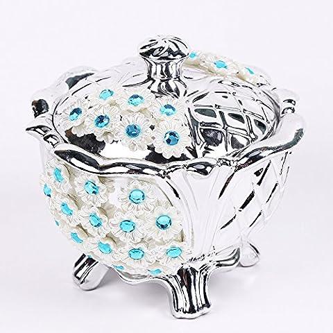 Ceramic home decor creative fine modern 3 port of small like fresh lovely Ceramic artware Ornaments