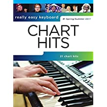 Really Easy Keyboard: Chart Hits (Spring/Summer 2017)