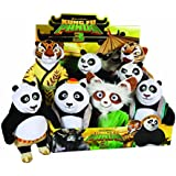 1 Peluche Kung Fu Panda 3 - 18 Cm De Gipsy - Aléatoire Parmis BAO, Po, Li, Shifu, Tigresse