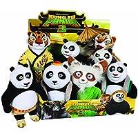 """Joy Toy 05530918cm """"Maestro del Kung Fu Panda 3Shifu Assorted Juguete de peluche"""